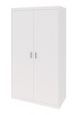 Šatní skříň Mega 24, bílá