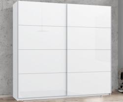 Šatní skříň Starlet Plus, 200 cm
