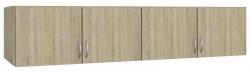 Skříňový nástavec Case, 181 cm, dub sonoma
