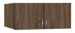 Skříňový nástavec Case, 91 cm, dub stirling