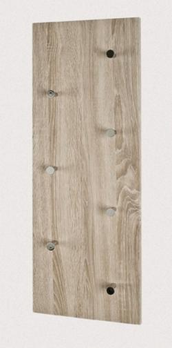 Věšákový panel Edmond 42090, dub sonoma