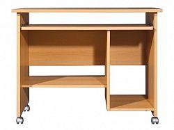 Office - PC stůl (buk )