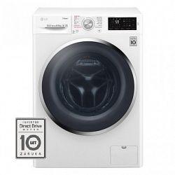Pračka s předním plněním LG F84J6EY2W, A+++-20%, 8,5 kg