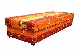 Válenda Iveta - 80x200 (oranžová)