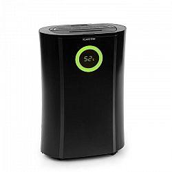 DryFy Connect, odvlhčovač vzduchu Klarstein, WiFi, komprese, 20l/d, 20m², 370 W, černý