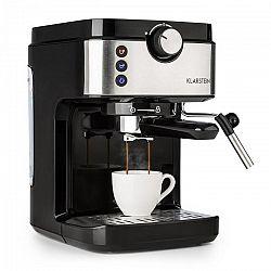 Klarstein BellaVita Espresso, kávovar, 20 bar, 1575 W, 900 ml, stříbrná