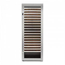 Klarstein Botella 300S, chladnička na víno, 642 litrů, 303 lahví vína, ušlechtilá ocel, LED