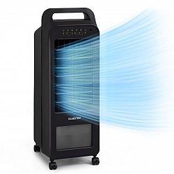 Klarstein Coolet Rush, ventilátor, ochlazovač vzduchu, 5,5 l, 45 W, dálkové ovládání, 5x chladicí boxy