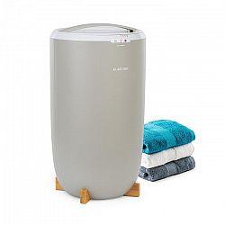 Klarstein Cozy Wonder, ohřívač ručníků, 400 W, 20 l, 15/30/45/60 min., šedý