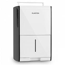 Klarstein Drybest 10, odvlhčovač vzduchu s filtrem a kompresorem, 10 l/24 h, bílo-šedý