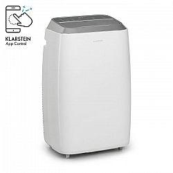 Klarstein Iceblok Prosmart 12, klimatizace, 3 v 1, 12 000 BTU, ovládání přes aplikaci, bílá