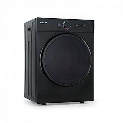 Klarstein Jet Set, sušička prádla, kondenzátorová sušička, 1020 W, energetická třída C, 3 kg, 50 cm, černá