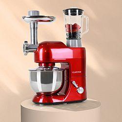 Klarstein Lucia Rossa, Kuchyňský robot, 1200 W, červená