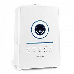 Klarstein Monaco, digitální ultrazvukový zvlhčovač vzduchu, bílý
