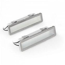 Klarstein Náhradní LED světla do digestoří, RGL 60 a 90, sada 2 kusů, LED, 2x 1.5 W