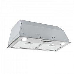 Klarstein Paolo, digestoř, vestavěná, 72,5 cm, odsávání vzduchu: 600 m³ / h, LED, stříbrná