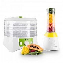 Klarstein Paradise City, 300W, stolní mixér / smoothie maker bez BPA, 2x sběrná nádoba