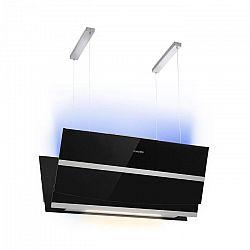 Klarstein Prism, odsavač par, 720 m³ / h, LCD displej, časovač, RGB barvy, černý