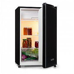 Klarstein Samara, lednice, 120l, přihrádka Cripser, A+, černá
