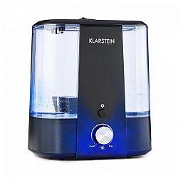 Klarstein Toledo, ultrazvukový zvlhčovač vzduchu, aroma difuzér, 6 l, LED světlo, černý