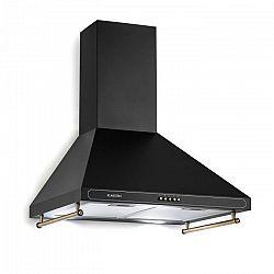 Klarstein Victoria, odsavač par, 60 cm, retro design, 645 m³/h , 2LED světlá, černý