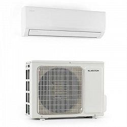 Klarstein Windwaker Pro 12, bílá, inverter split, klimatizace, 12000 BTU, A ++