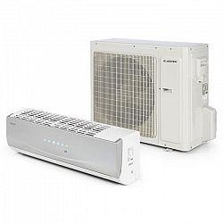 Klarstein Windwaker Pro 24, klimatizace, splitové zařízení, 24000 BTU, A ++, DC invertor, LED displej, ovládání přes aplikaci, dálkový ovladač