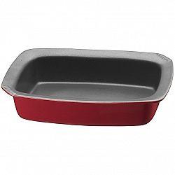 Kaiser Forma na pečení Inspiration červená 31,5 x 23,5 cm