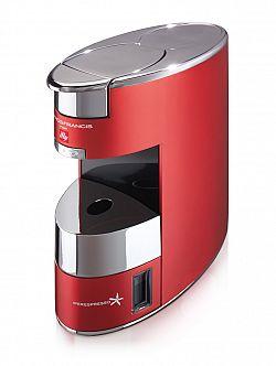 Kávovar Francis Francis X9 Iperespresso Home červená Illy