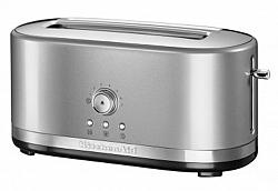 Kitchenaid Toustovač 5KMT4116ECUs manuálním ovládáním, topinkovač, stříbrná