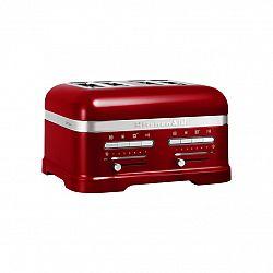 KitchenAid Toustovač 5KMT4205, červená metalíza, topinkovač