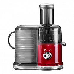 Odstředivý odšťavňovač KitchenAid 5KVJ0332 červená metalíza
