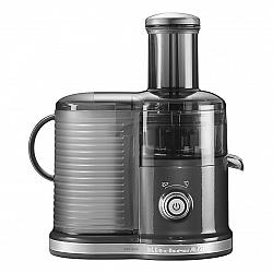 Odstředivý odšťavňovač KitchenAid 5KVJ0332 stříbřitě šedá