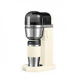 Osobní kávovar KitchenAid P2 5KCM0402 mandlová