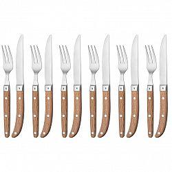 Set steakových příborů Ranch WMF 12 ks