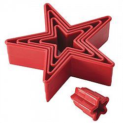 SET VYKRAJOVÁTEK CAKE BOSS - hvězdy 5 KS