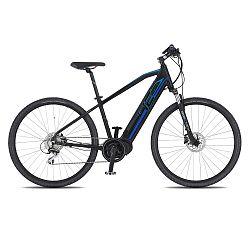4EVER Mercury AL-Cross - model 2020 černá/modrá - 17