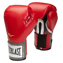 Everlast Pro Style 2100 Training Gloves červená - S (10oz)