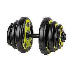 inSPORTline 3-18 kg černo-zelený
