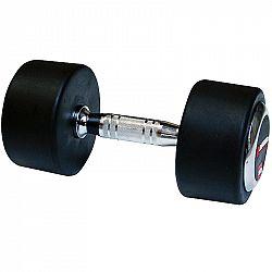 inSPORTline Pogumovaná jednoruční činka 35 kg