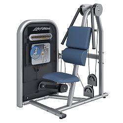 Life Fitness Circuit Abdominal Crunch