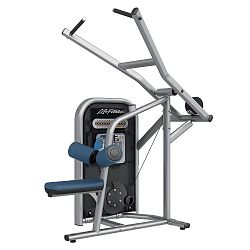 Life Fitness Circuit Lat Pulldown