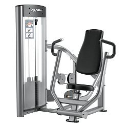 Life Fitness Optima Chest Press