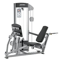 Life Fitness Optima Seated Leg Press