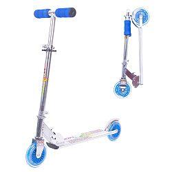 WORKER Racer oranžovo-modrá