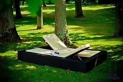 Bello Giardino Exkluzivní zahradní postel UMILE