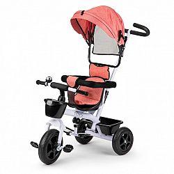 Dětská tříkolka EcoToys Timmy růžová