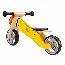 Dětské odrážedlo EcoToys Lion žluté