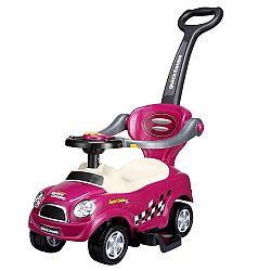 MULTISTORE Dětské odrážedlo autíčko fialové