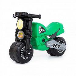 MULTISTORE Dětské odrážedlo Motorbajk zelené